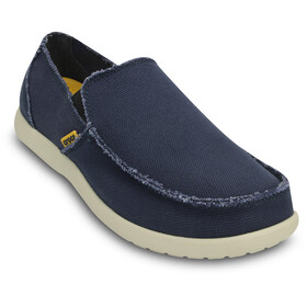 Crocs Santa Cruz Slip-On Herren navy/stucco